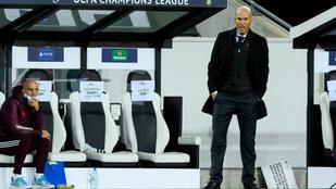 """Zidane nem """"drámázik"""", Rose kicsit csalódott"""