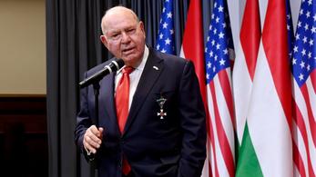 A távozó amerikai nagykövet szerint Magyarországon nincs diktatúra