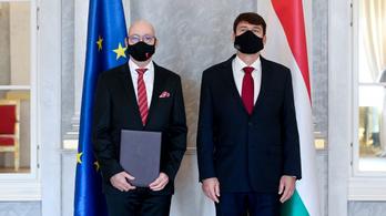 Újabb kilenc évig Péterfalvi Attila lesz az adatvédelmi hatóság elnöke