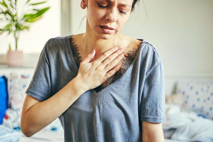 A gyakori légszomj és mellkasi nyomás súlyos problémát jelezhet: tüdőgyógyász beszélt a rosszul kezelt asztmáról