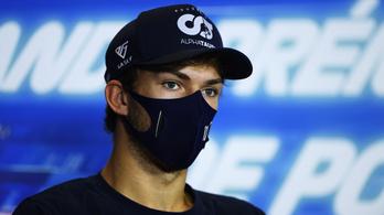 Gasly helye már biztos a következő F1-es szezonban