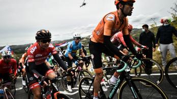 Fáradtnak érzi magát, visszalépett a Vuelta egyik favoritja