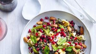 Kedvenc sültjeid ezzel az indiai salátával még finomabbak lesznek