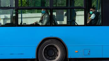 Elszabotált maszkok, tehetetlen buszsofőrök