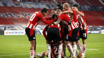 Hét koronavírusos a PSV-nél, négy védő maradt a keretben
