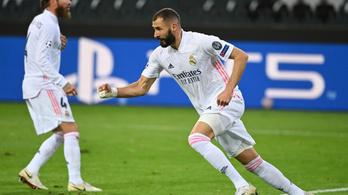 """""""Ne passzolj neki, ellenünk játszik"""" – Benzema kiakadt Viníciusra"""