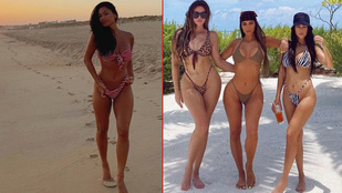 Hála Kardashianéknek és Nicole Scherzingeréknek, az Instán ma is bikiniszezon volt