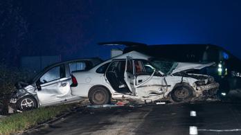 Részegen, jogosítvány nélkül vezetett az az ukrán férfi, aki halálos balesetet okozott Jakabszállásnál