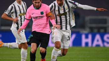Három gólt vett el a VAR a Juventustól, nyert a Barcelona