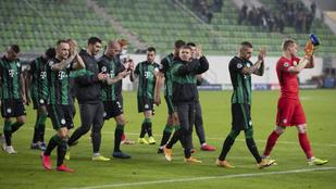 330 millió forintot nyert a Ferencváros a Dinamo Kijev elleni döntetlennel
