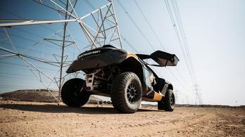 Megmentené a Földet az e-SUV verseny