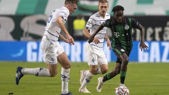 Tokmac Nguené lehet a forduló gólja a Bajnokok Ligájában