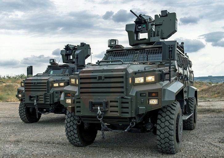 Ezek géppuskás Ejder Yalçınek. Azt egyelőre nem tudni, hogy milyen fegyverzettel rendelte e járműveket a Magyar Honvédség
