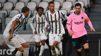 A Barcelona győzelme után trollkodott a Juventusszal