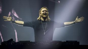 David Guetta lesz Palvin Barbara társa az MTV európai díjátadóján