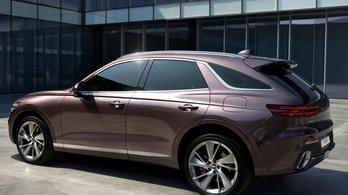 Új autó-fazonnal próbálkozik a Hyundai luxusmárkája