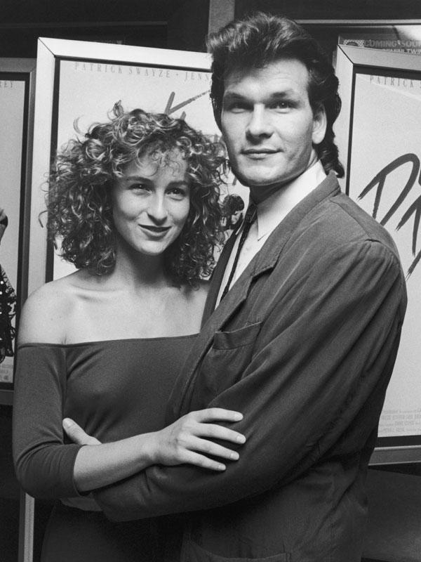 Mivel ment Patrick Swayze agyára Jennifer Grey a Dirty Dancing forgatásán?