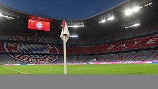 Újra zárt kapusak lesznek a sportesemények Németországban