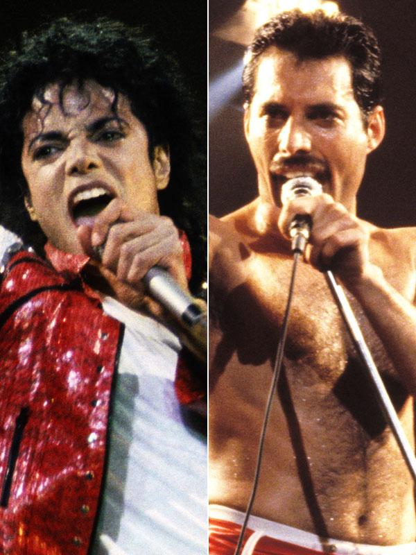 Mi miatt nem valósult meg Freddie Mercury és Michael Jackson közös duettje?