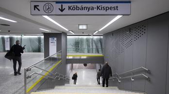 Izzott egy váltó a 3-as metró Határ úti állomásánál, lezárták a vonalat