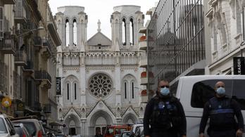 Imádkozás közben ölte meg egyik áldozatát a bestiális támadó Nizzában