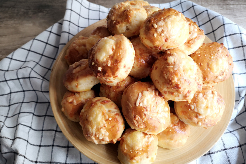 sajtos hajtogatott pogácsa recept ok