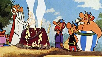 61 éve nem tudjuk, mi a titka Asterixék varázsitalának