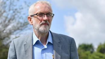 Felfüggesztették Jeremy Corbyn tagságát a brit Munkáspártban