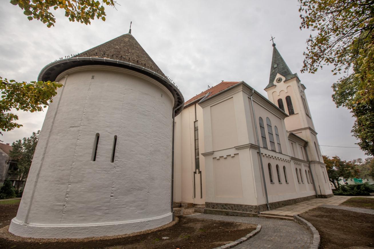 féreg temploma