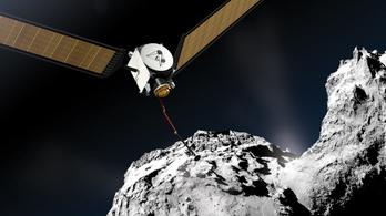 Meglepő felfedezés az ismert üstökös belsejéről