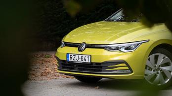 Volkswagen Golf 1.5 e-TSI – 2020.