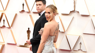 Scarlett Johansson férjhez ment