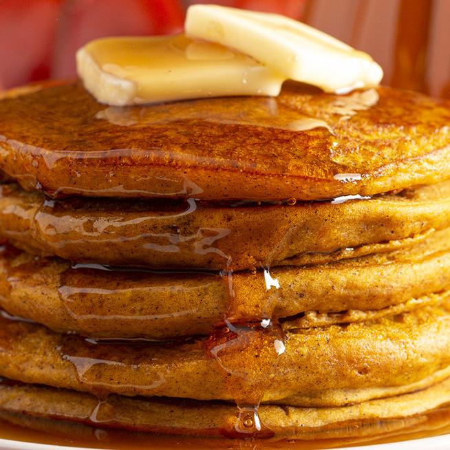 Pufi, sütőtökös amerikai palacsinta – A maradék sütőtök legjobb felhasználása