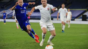 Hetekre kidőlt a Leicester válogatott védője