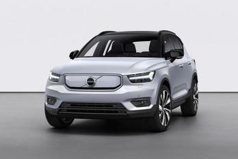 Csak villany-Volvo jön 2030-tól?