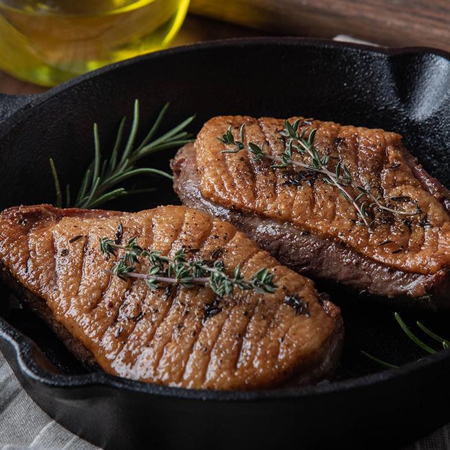 Szaftos és ízletes sült kacsamell: így készítve nem lesz száraz a hús