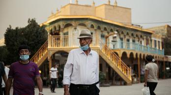 Kína legszigorúbban ellenőrzött területén újra megjelent a vírus