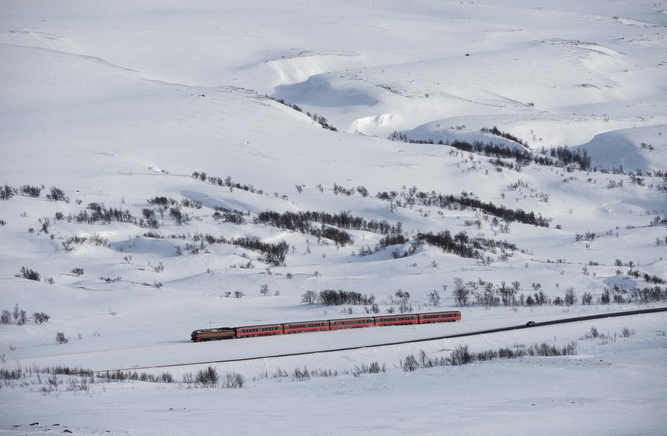 norvégia-vasút1