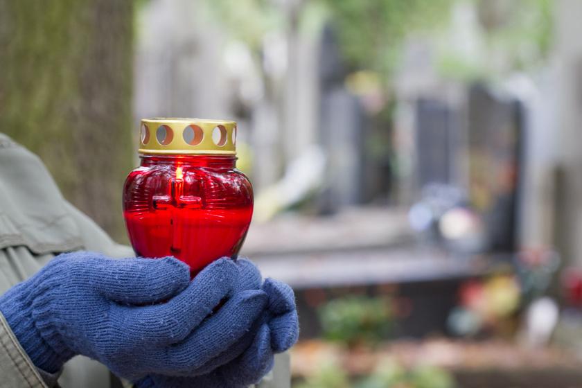 Fontos szabályok betartására kér a temetőkben a Nemzeti Népegészségügyi Központ