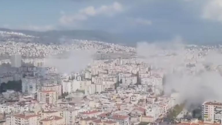 Cunami követte a földrengést az Égei-tengeren