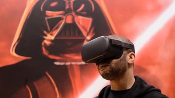 Szárnyal az Oculus VR