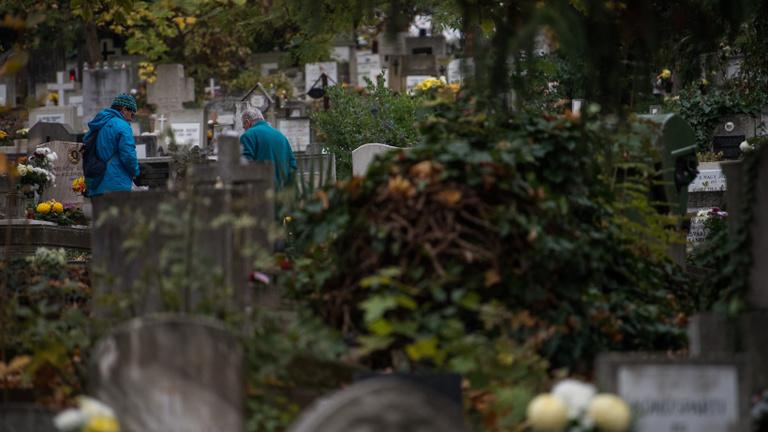 A vírus a temetőkben és a temetkezésben is változást hozott
