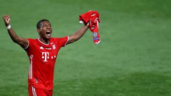 A Bayern edzője reméli, Alaba marad Münchenben