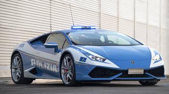 Ezek a világ legdurvább rendőrautói