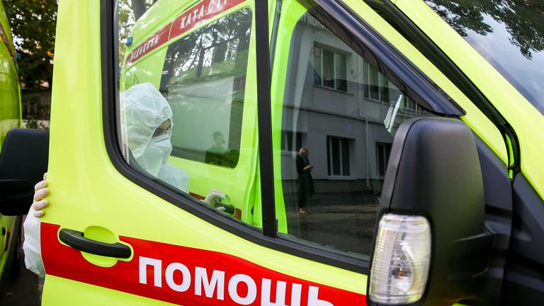 Ukrajnában is tombol a vírus: már 8000 felett a napi új fertőzöttek száma