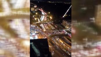 Armageddon Párizsban – 706 kilométeres dugó alakult ki a lezárás miatt
