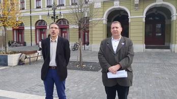Elvesztette többségét az ellenzéki polgármester Egerben