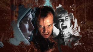 Mondd meg te, melyik volt minden idők legjobb horrorfilmje