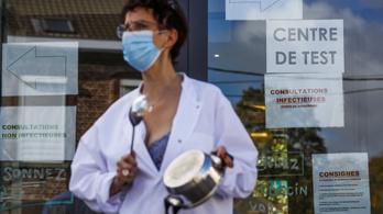 Belgiumban csak a gyógyszertárak és az élelmiszerboltok tarthatnak nyitva