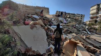 Tucatnál is több halottja és több száz sérültje van az Égei-tengeri földrengésnek